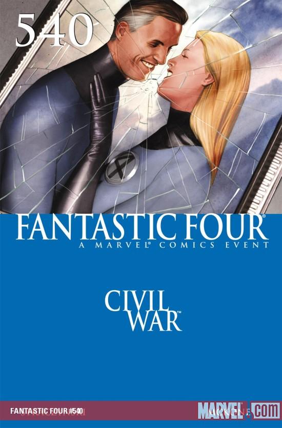 Fantastic Four (1998) #540
