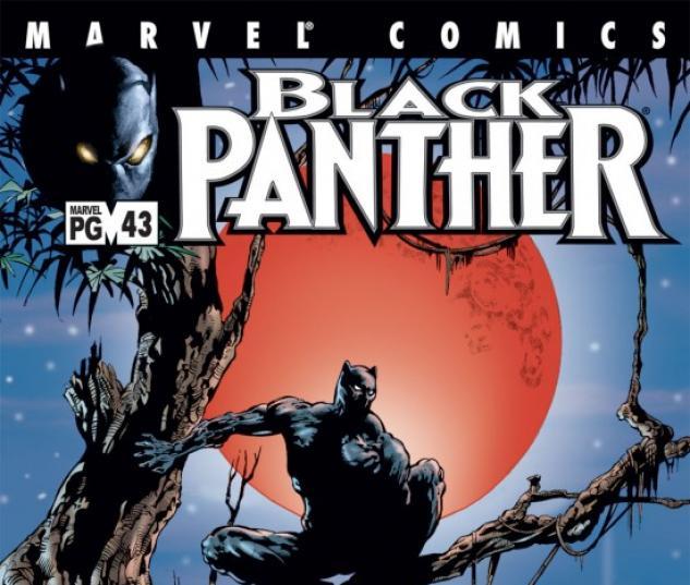 Black Panther #43