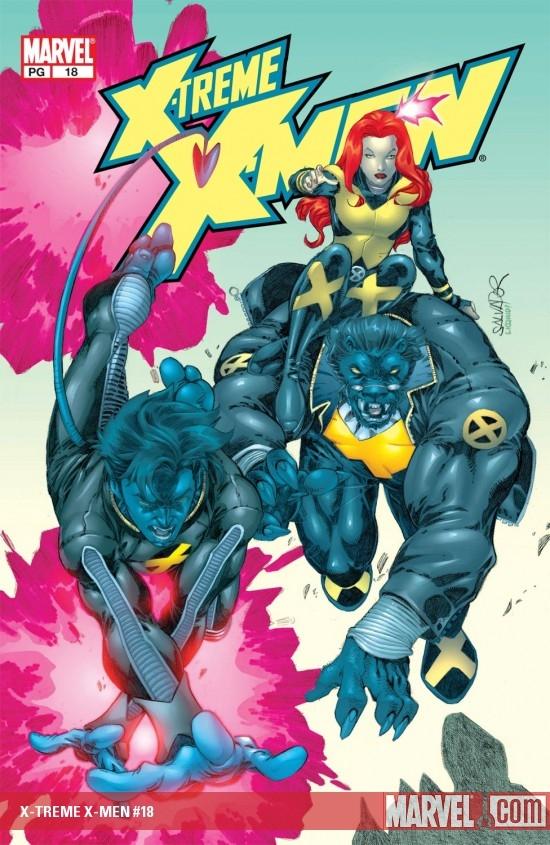 X-Treme X-Men (2001) #18