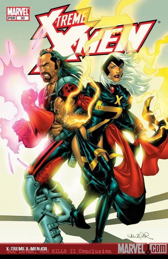 X-Treme X-Men (2001) #30