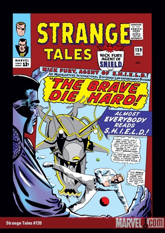 Strange Tales (1951) #139