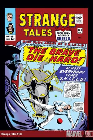 Strange Tales #139