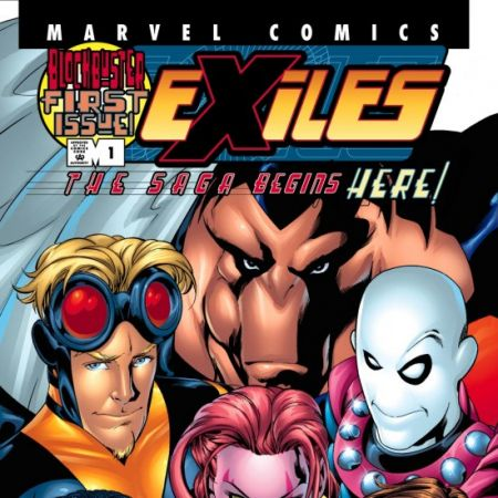 Exiles (2001 - 2008)