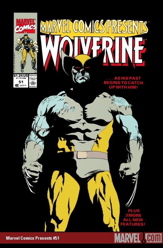 Marvel Comics Presents (1988) #51