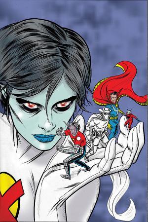X-Statix Presents: Dead Girl #2