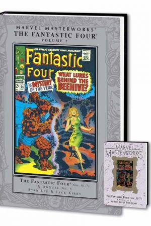 Marvel Masterworks: The Fantastic Four Vol. 7 - Variant Edition (Hardcover)