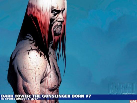 Dark Tower: The Gunslinger Born (2007) #7 (Artist Variant) Wallpaper