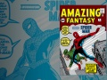 Amazing Fantasy #15 Wallpaper