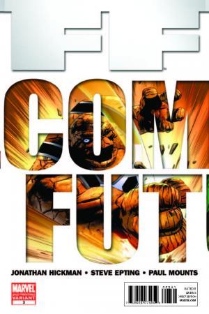 FF (2011) #3 (2nd Printing Variant)