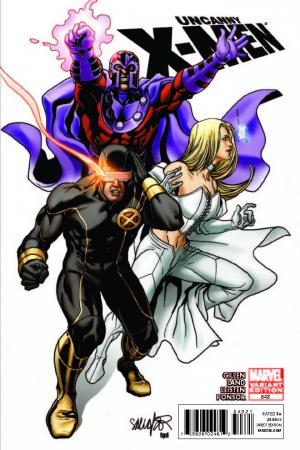 Uncanny X-Men (1963) #543 (Architect Variant)
