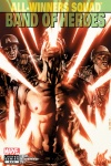 Band of Heroes (2011) #5 cover