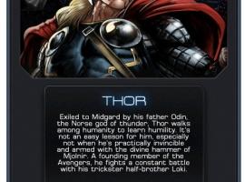 Thor in Marvel: Avengers Alliance