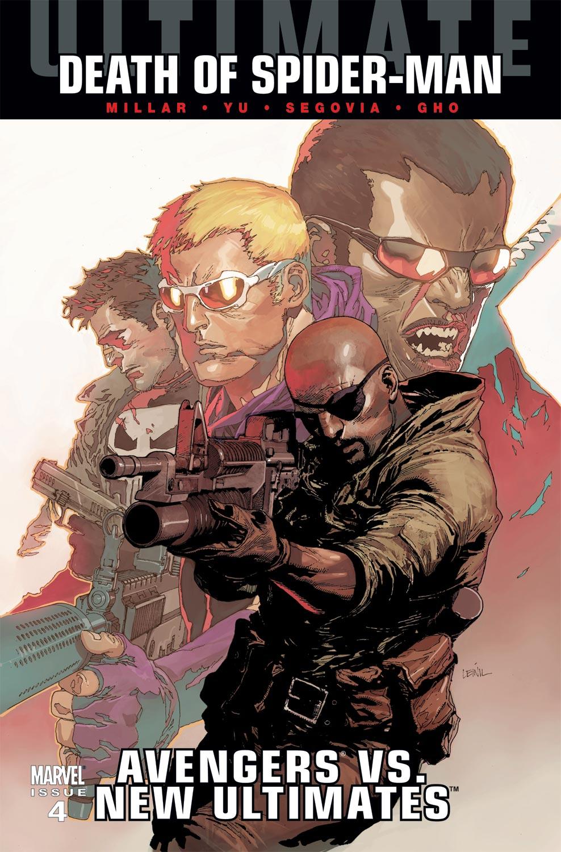 Ultimate Avengers Vs. New Ultimates (2011) #4