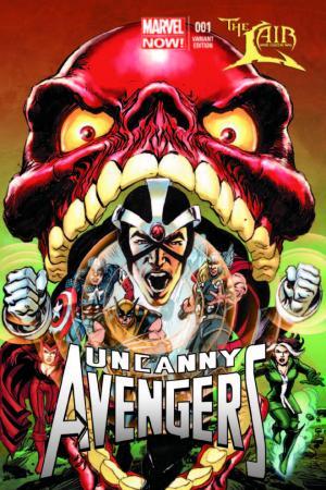 Uncanny Avengers (2012) #1 (Lair Variant)