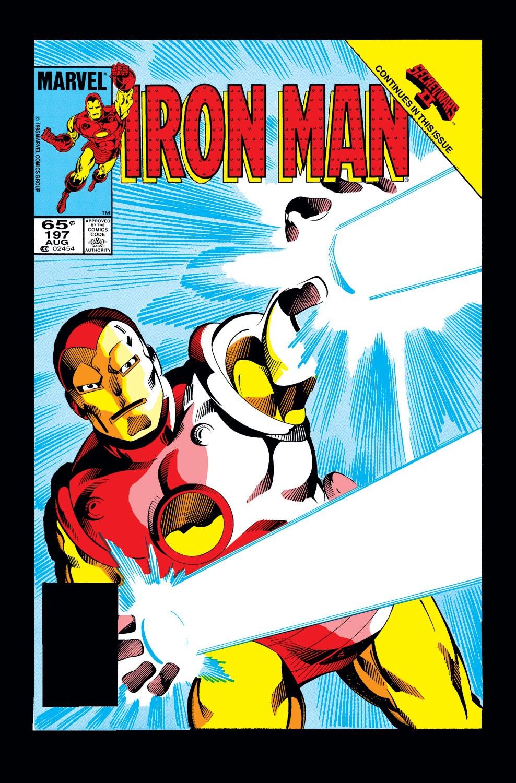 Iron Man (1968) #197
