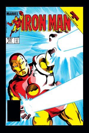 Iron Man #197