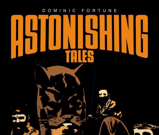 Dominic Fortune Digital Comic 1 (2009) #5 Cover