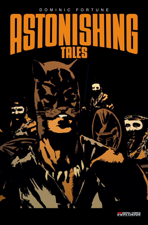 Dominic Fortune Digital Comic 1 (2009) #5