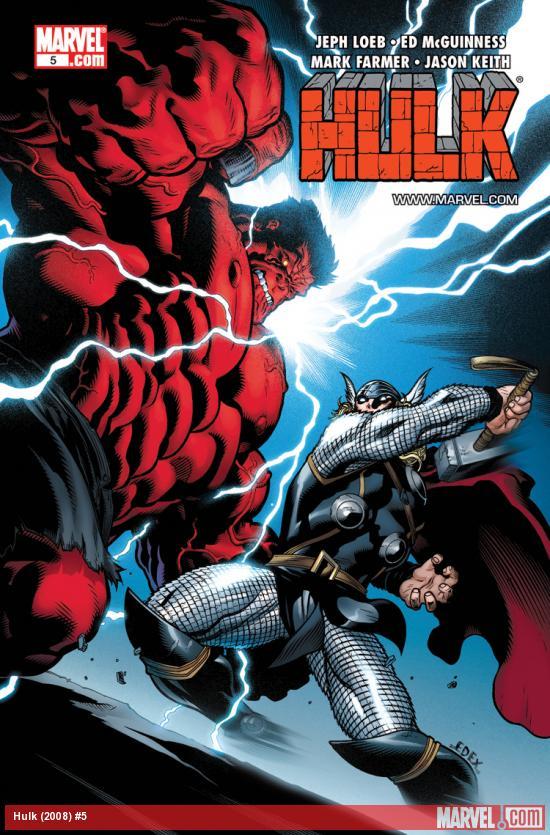 Hulk (2008) #5