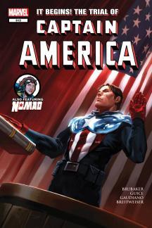 Captain America (2004) #613