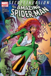 Secret Invasion: Amazing Spider-Man #3