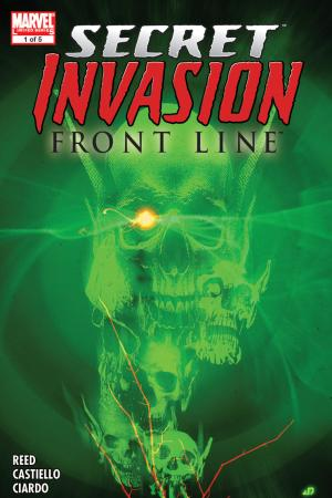 Secret Invasion: Front Line (2008) #1