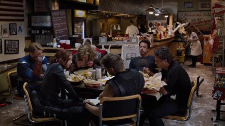 Marvel's The Avengers - Shawarama Endscene