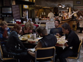 Marvel's The Avengers - Shawarama Endscene