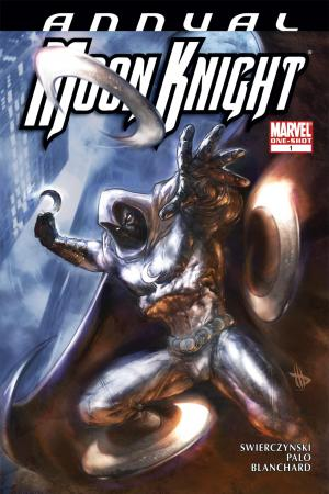 Moon Knight Annual (2007) #1