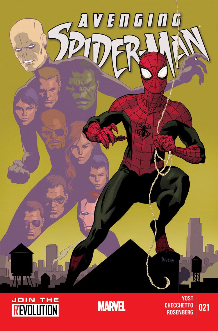 Avenging Spider-Man (2011) #21