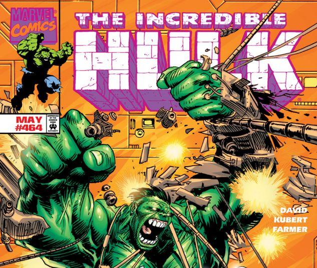 Incredible Hulk (1962) #464