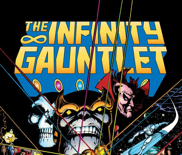 infinity gauntlet new trade paperback comic books comics