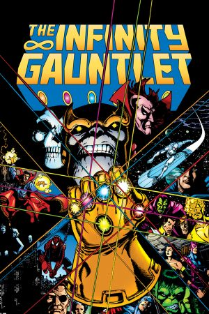 Infinity Gauntlet (New (Trade Paperback)