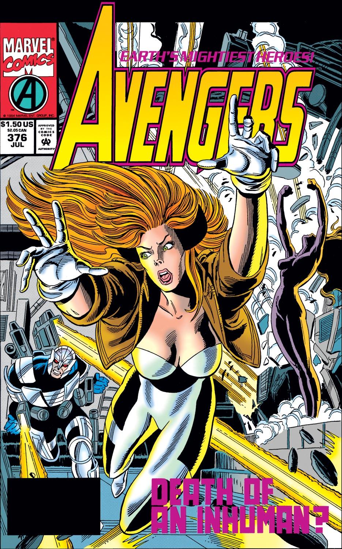 Avengers (1963) #376