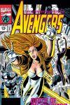 Avengers (1963) #376 Cover