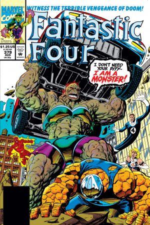 Fantastic Four (1961) #379