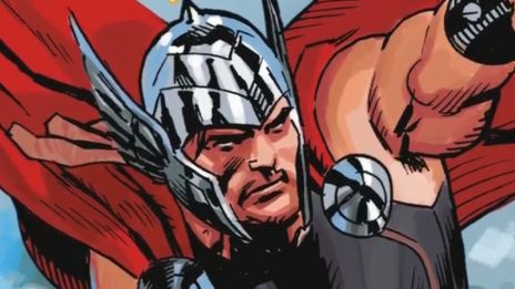 Marvel AR: Uncanny Avengers #8 Cover Recap