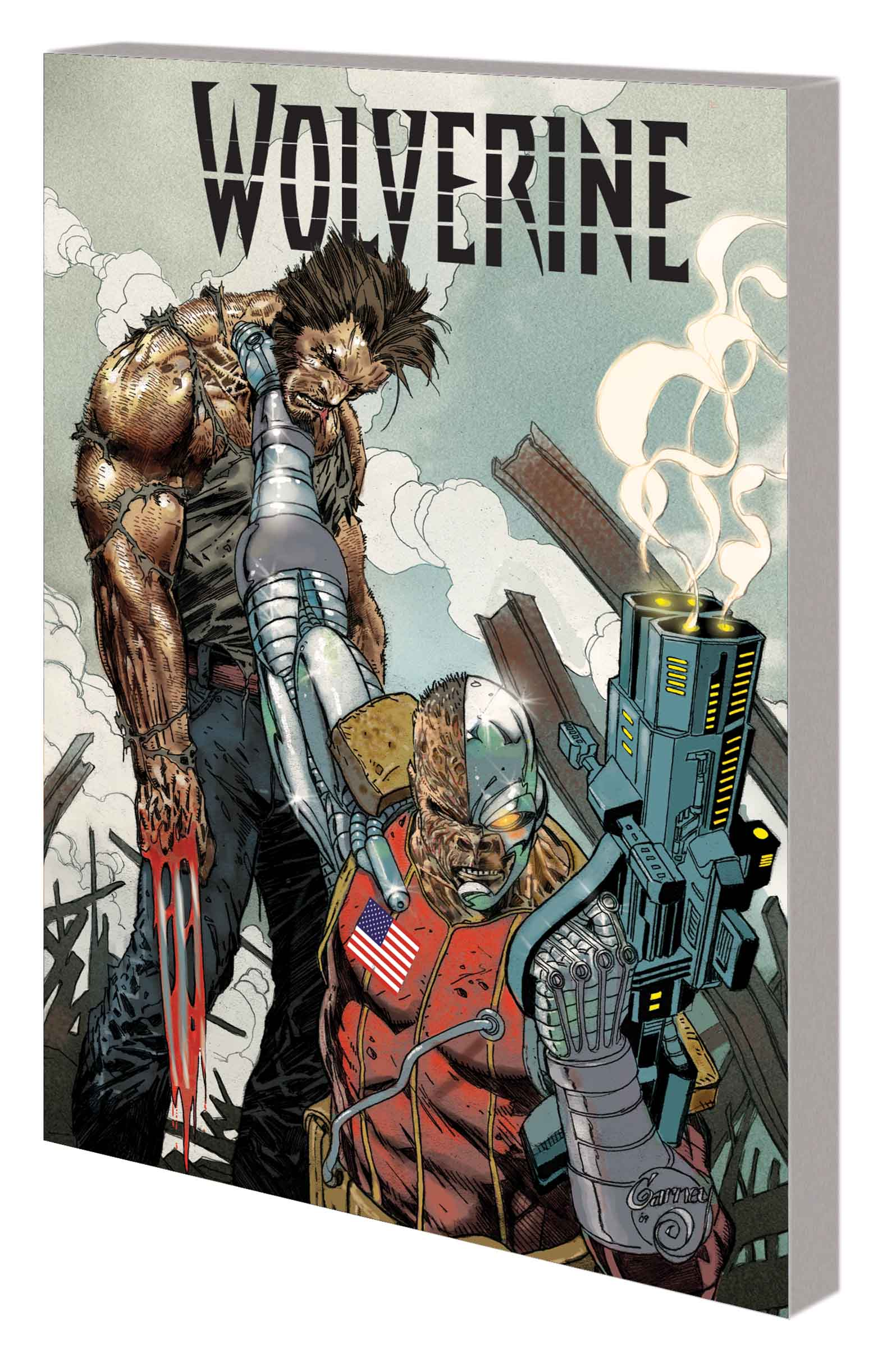 Wolverine by Jason Aaron: The Complete Collection (Trade Paperback)