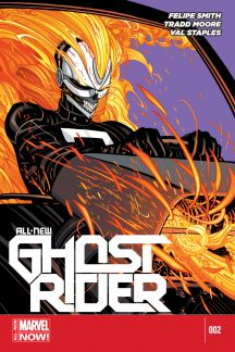All-New Ghost Rider (2014) #2