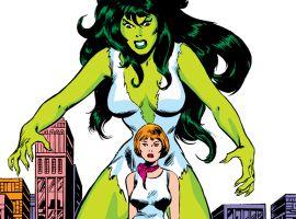 Marvel Women of the 80's: She-Hulk