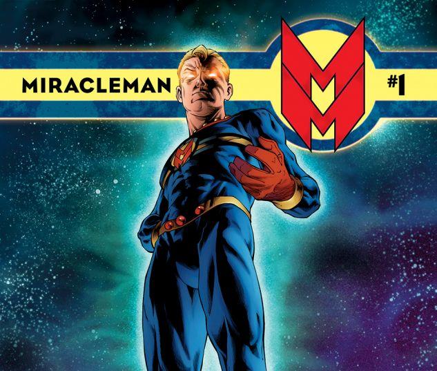 Miracle Man (2014) #1