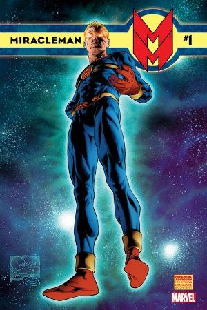 Miracleman (2014) #1