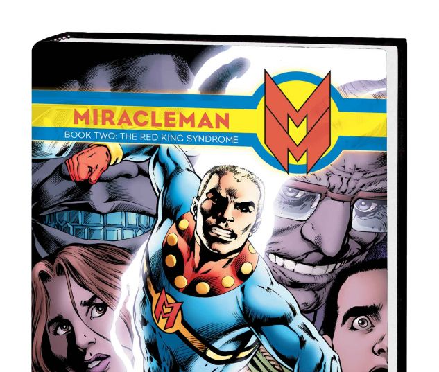 MIRACLEMAN BOOK 2: THE RED KING SYNDROME PREMIERE HC (SDOS)