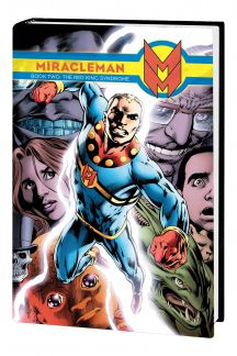 Miracleman Book 2: The Red King Syndrome (Hardcover)