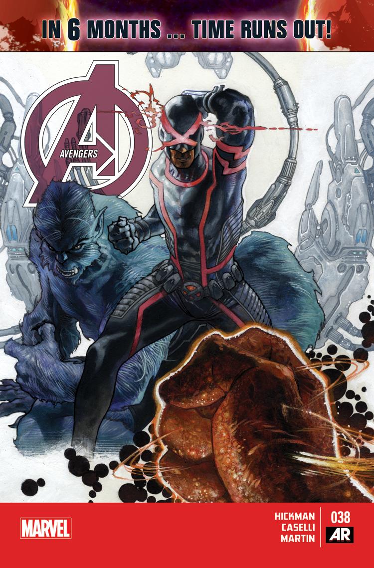 Avengers (2012) #38