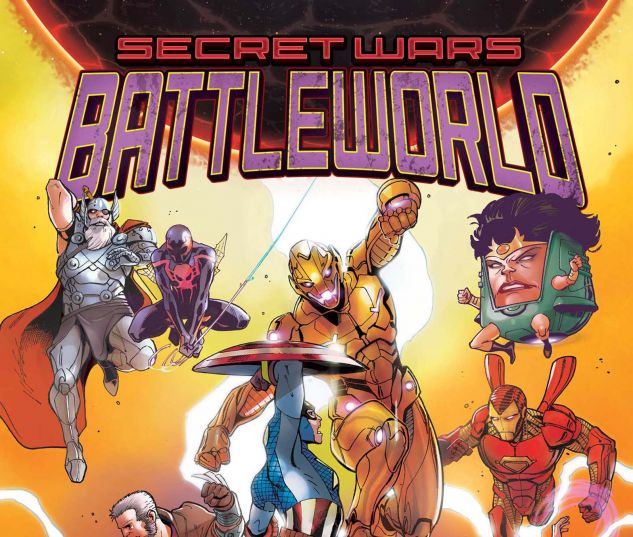 Secret Wars: Battleworld (2015) #1