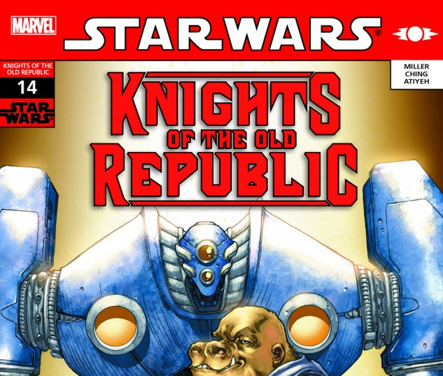 Star Wars: Knights Of The Old Republic (2006) #14
