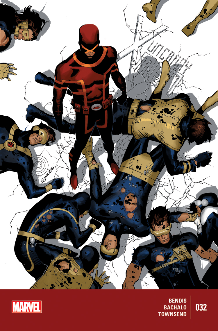Uncanny X-Men (2013) #32