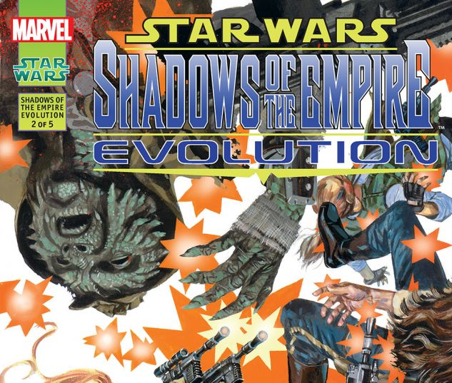 Star Wars: Shadows Of The Empire - Evolution (1998) #2
