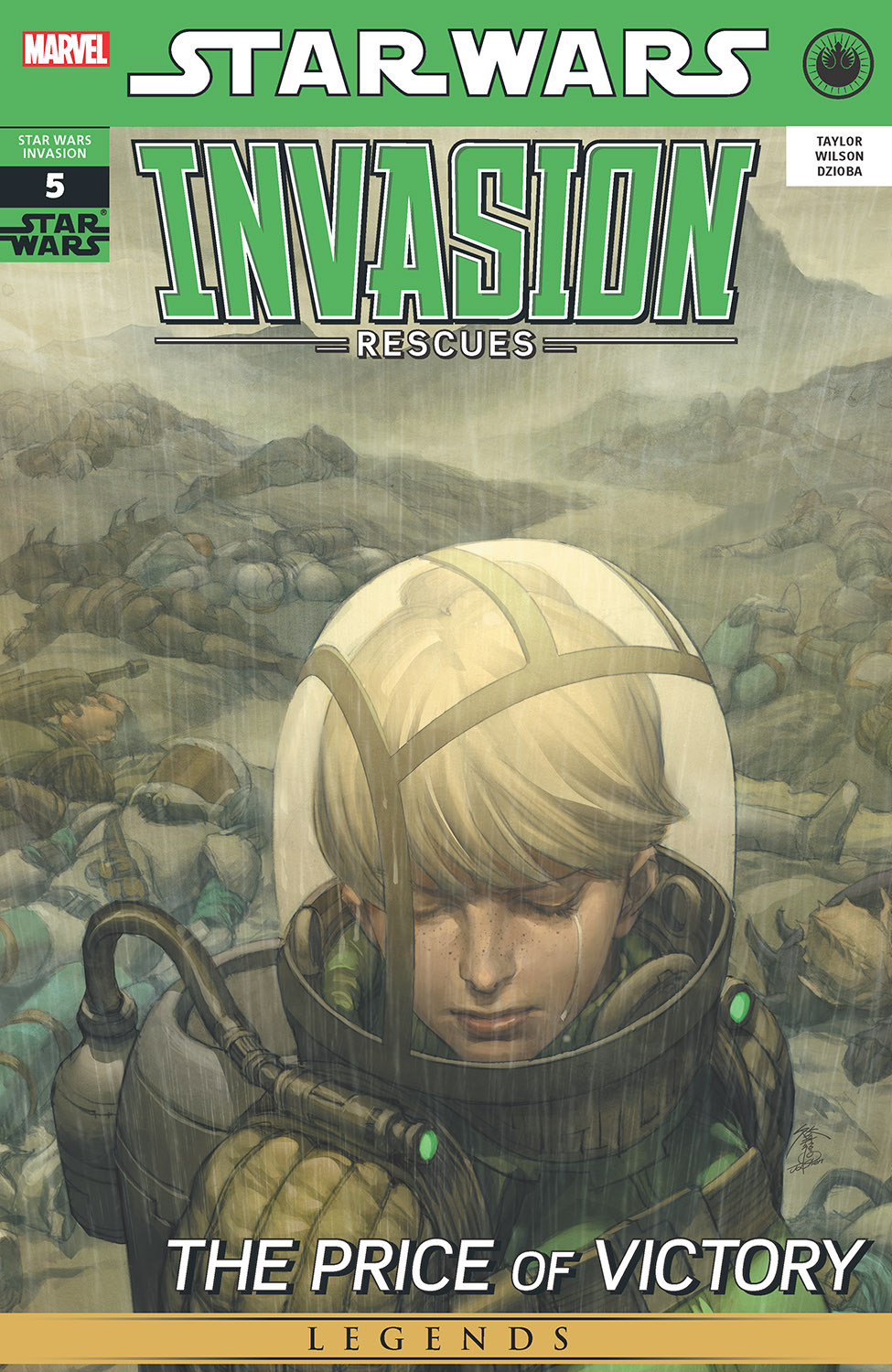 Star Wars: Invasion - Rescues (2010) #5